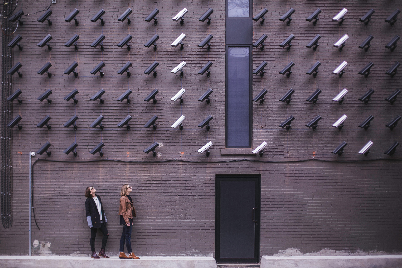 Videoüberwachung durch IP-Kameras