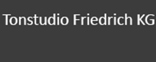 tonstudio-friedrich-kg