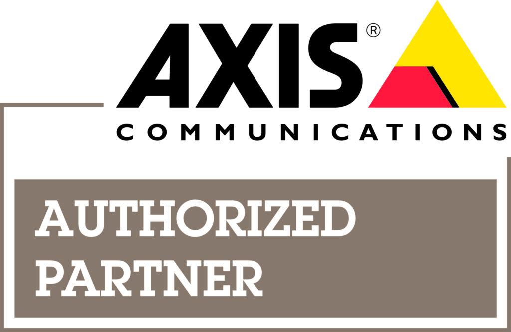 Wir sind authorisierter AXIS-Partner